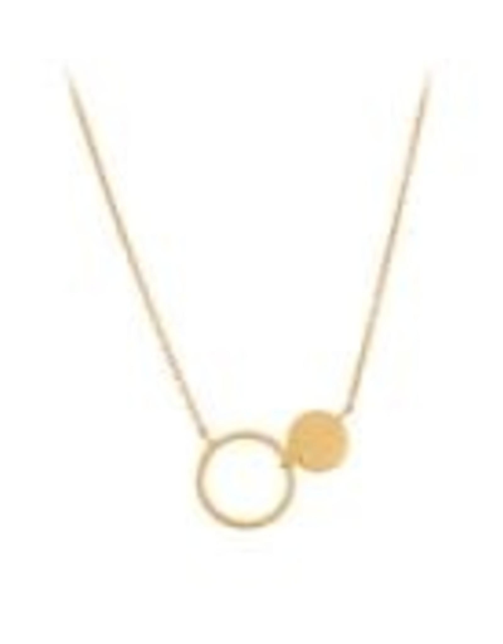 Pernille Corydon Eon Necklace S 42-48 cm