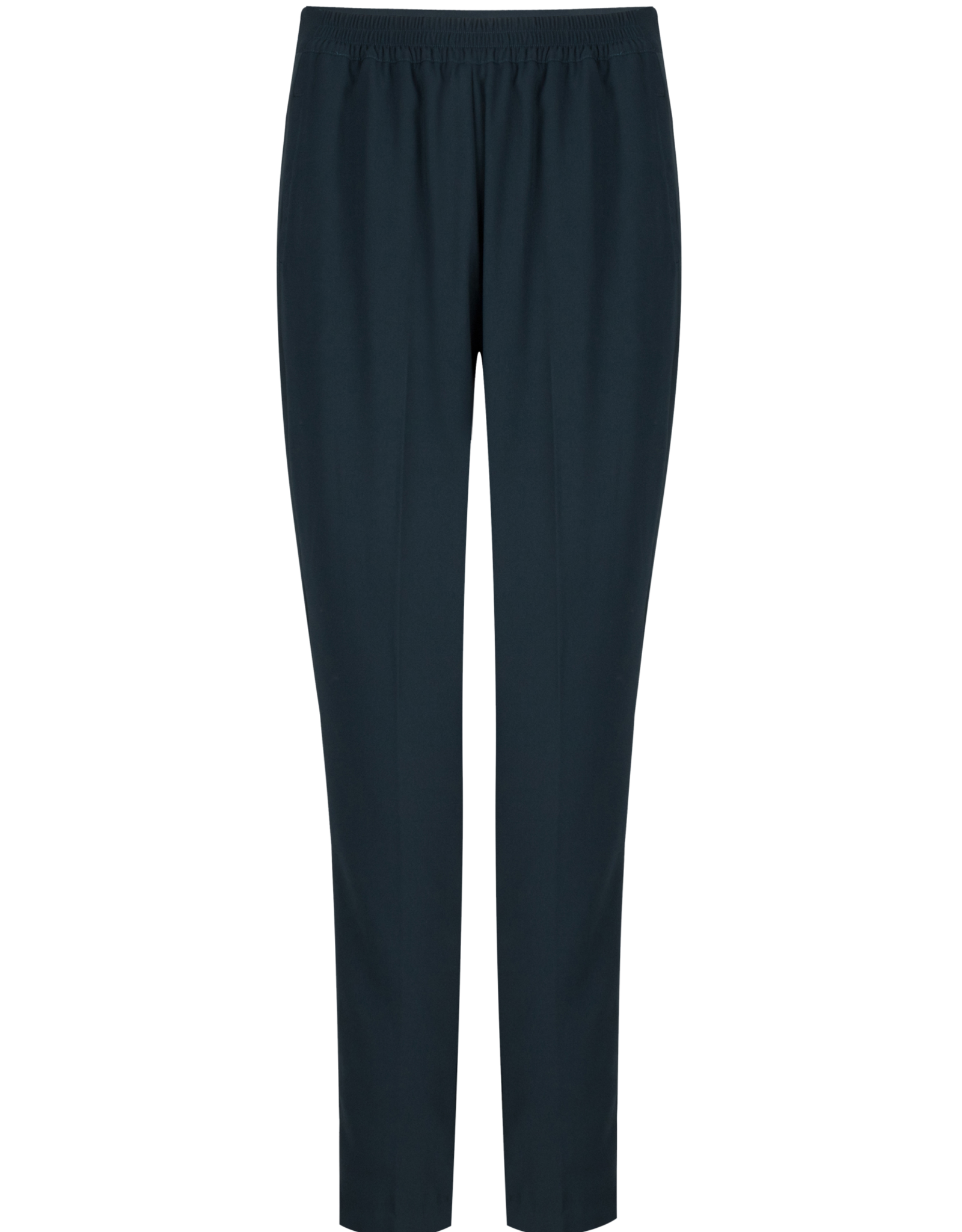 Dante6 Bowie satin detail pants Blue Lagoon