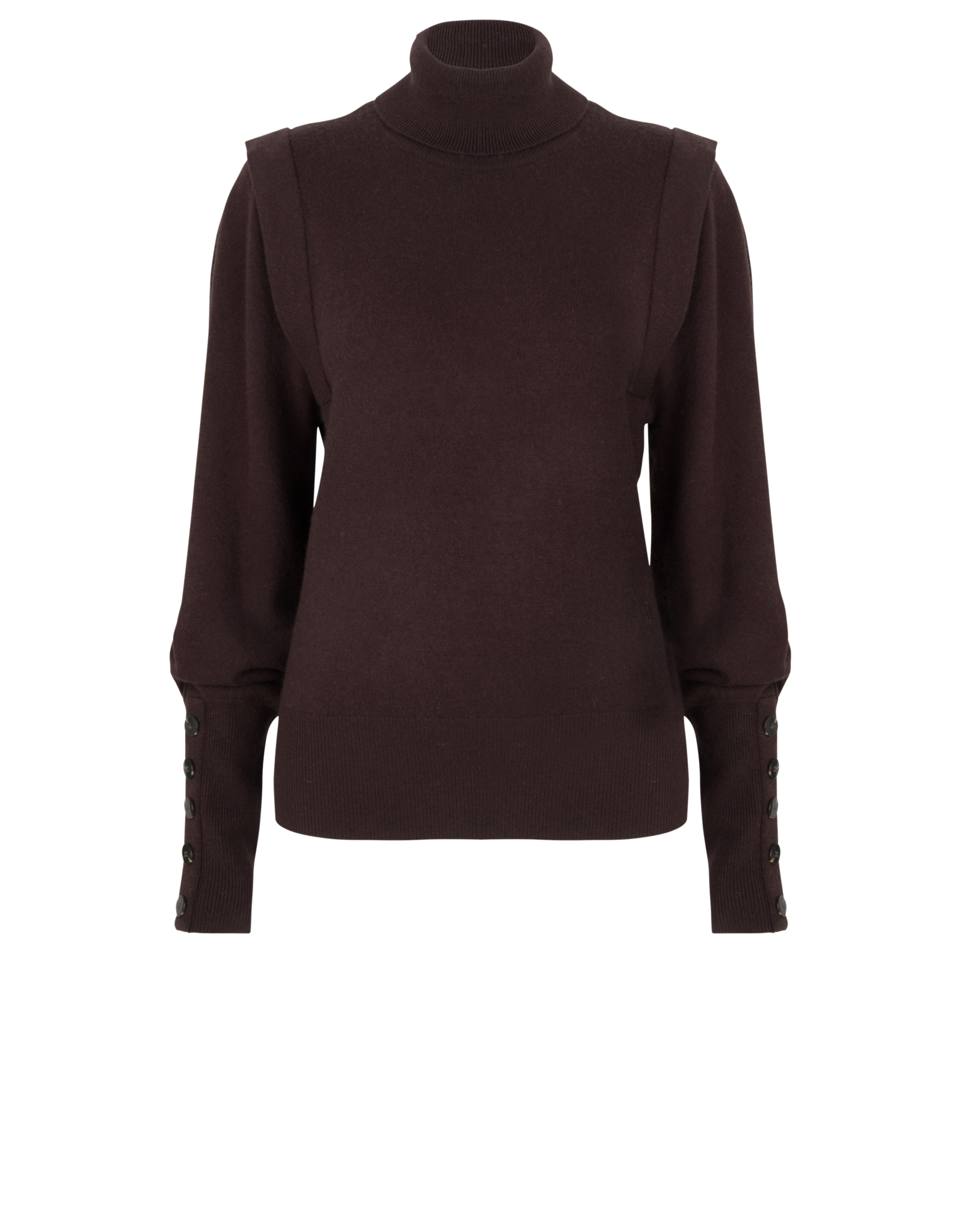 Dante6 Quentin sleeve detail sweater
