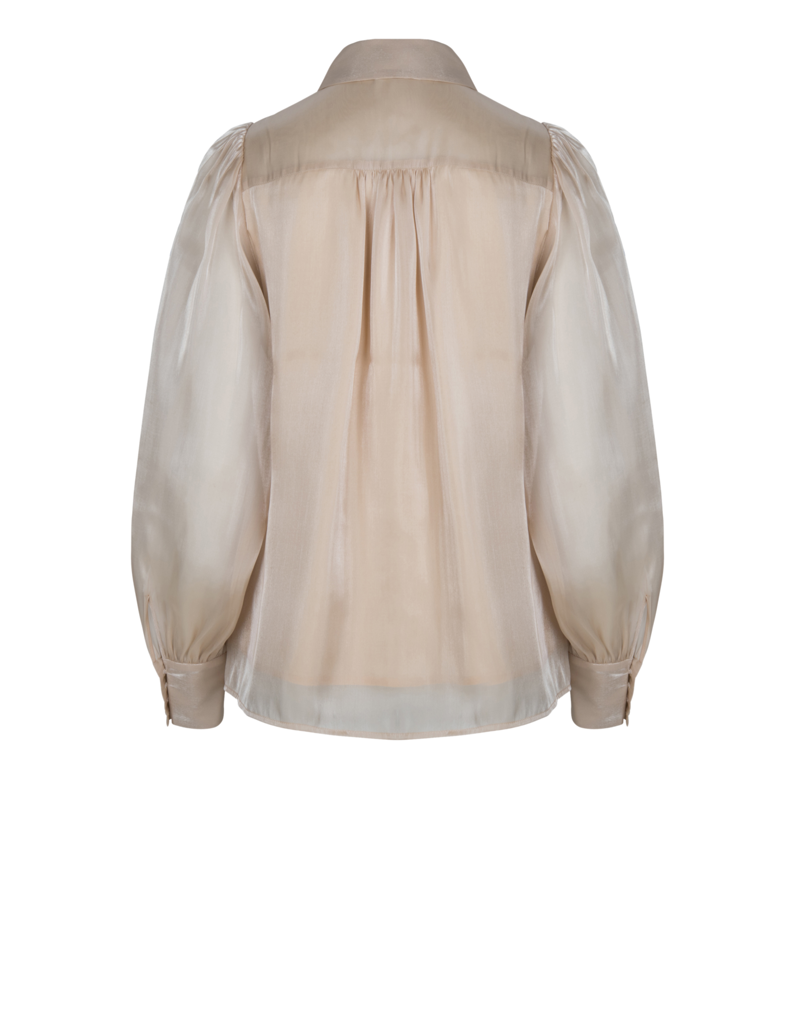 Dante6 Mauri organza blouse