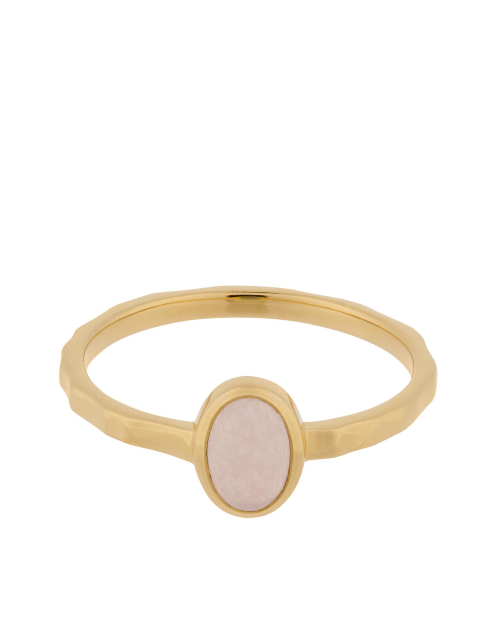 Pernille Corydon Shine Rose Ring - Quartz 52