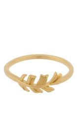 Pernille Corydon Leaf Ring - 52