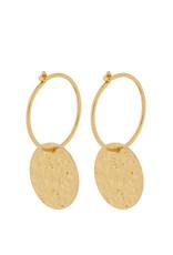 Pernille Corydon New Moon Earrings 30 mm