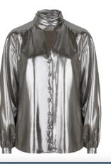 Dante6 Munda metallic blouse