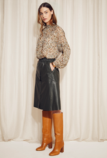 Dante6 Reid leather skirt