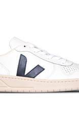 Veja V10 Leather White Nautico