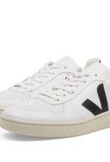 Veja V10 Leather White/Black