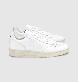 Veja V10 Leather Extra White