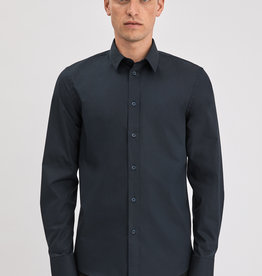 Filippa K M. Paul Stretch Shirt Navy