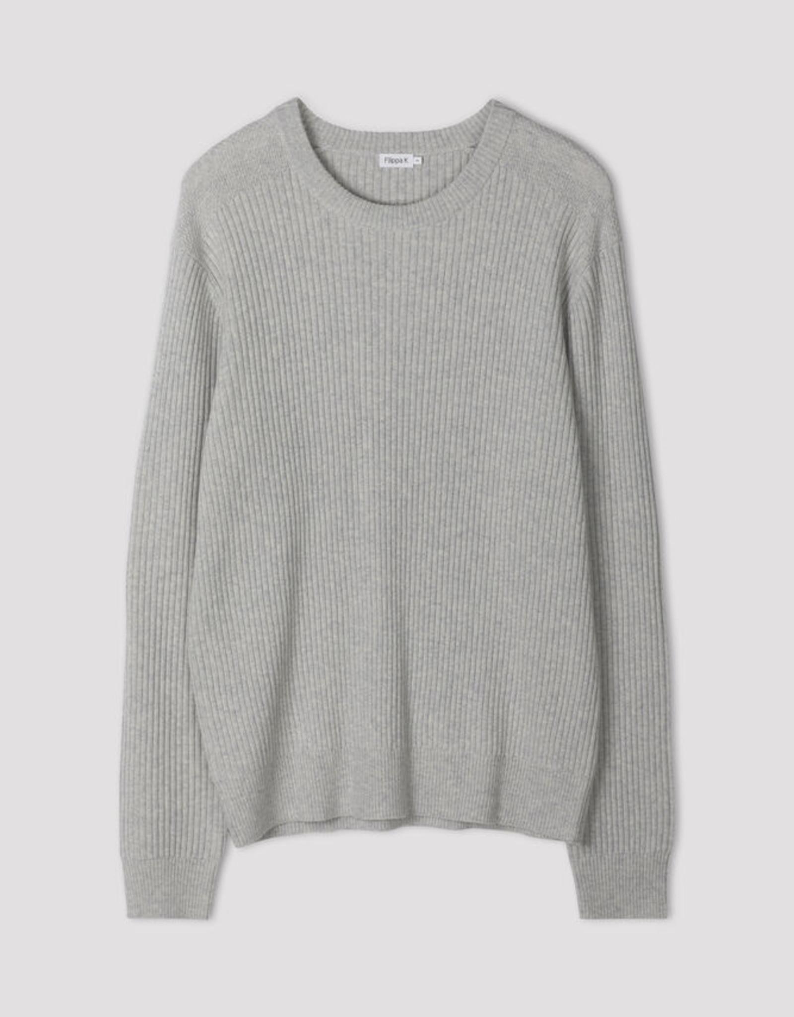 Filippa K M. Benny Sweater Sterling Grey
