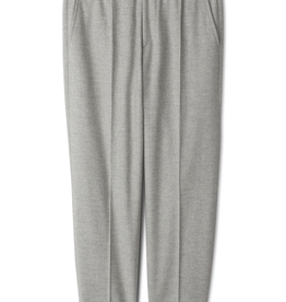 Filippa K M. Terry Flannel Trouser Warm Grey Melange