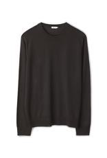 Filippa K M. Merino Sweater Dark Mole