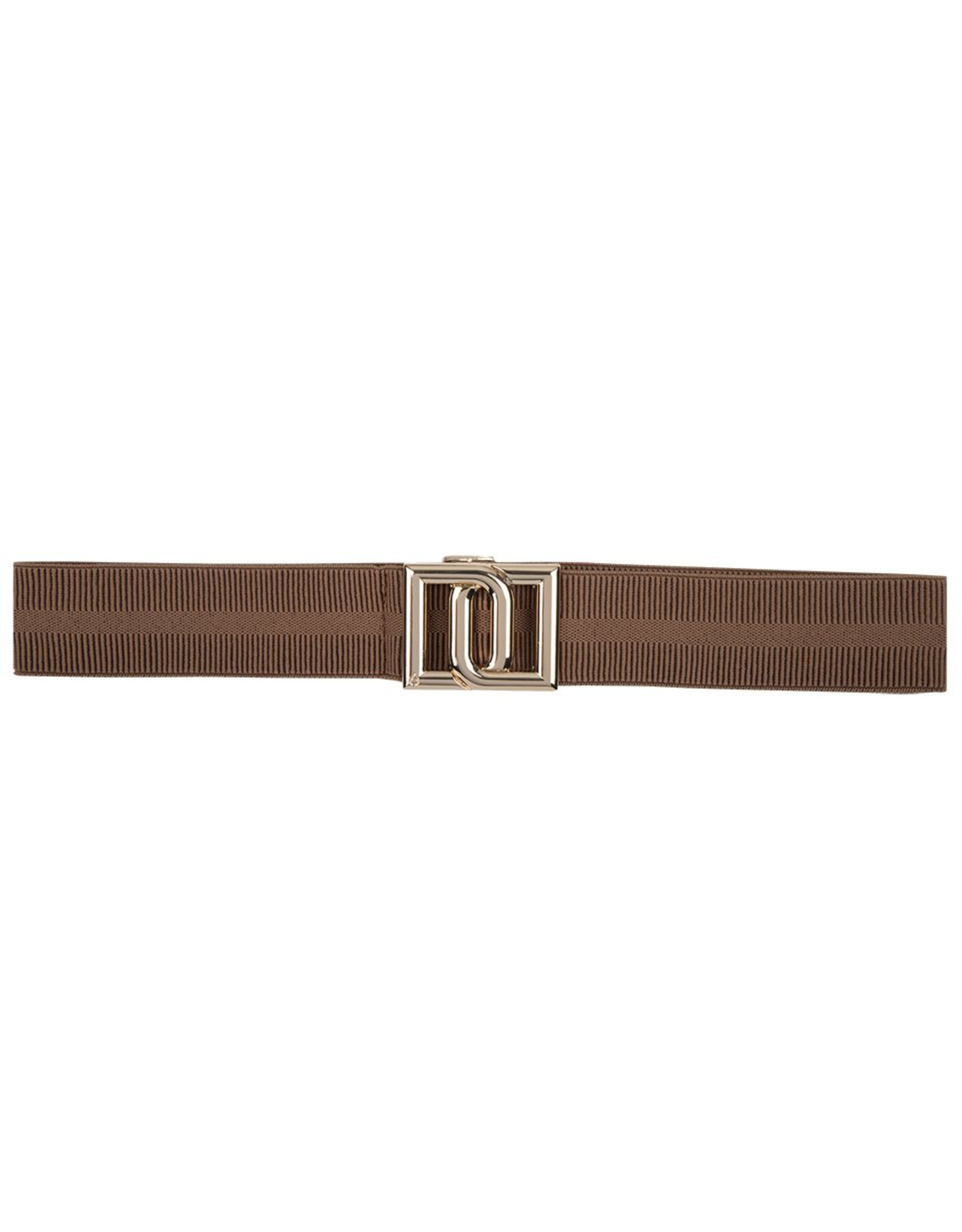 Dante6 Monogram belt Toffee