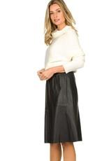 Dante6 Temari leather skirt