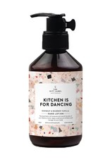 The Gift Label Hand Lotion Kitchen is for dancing