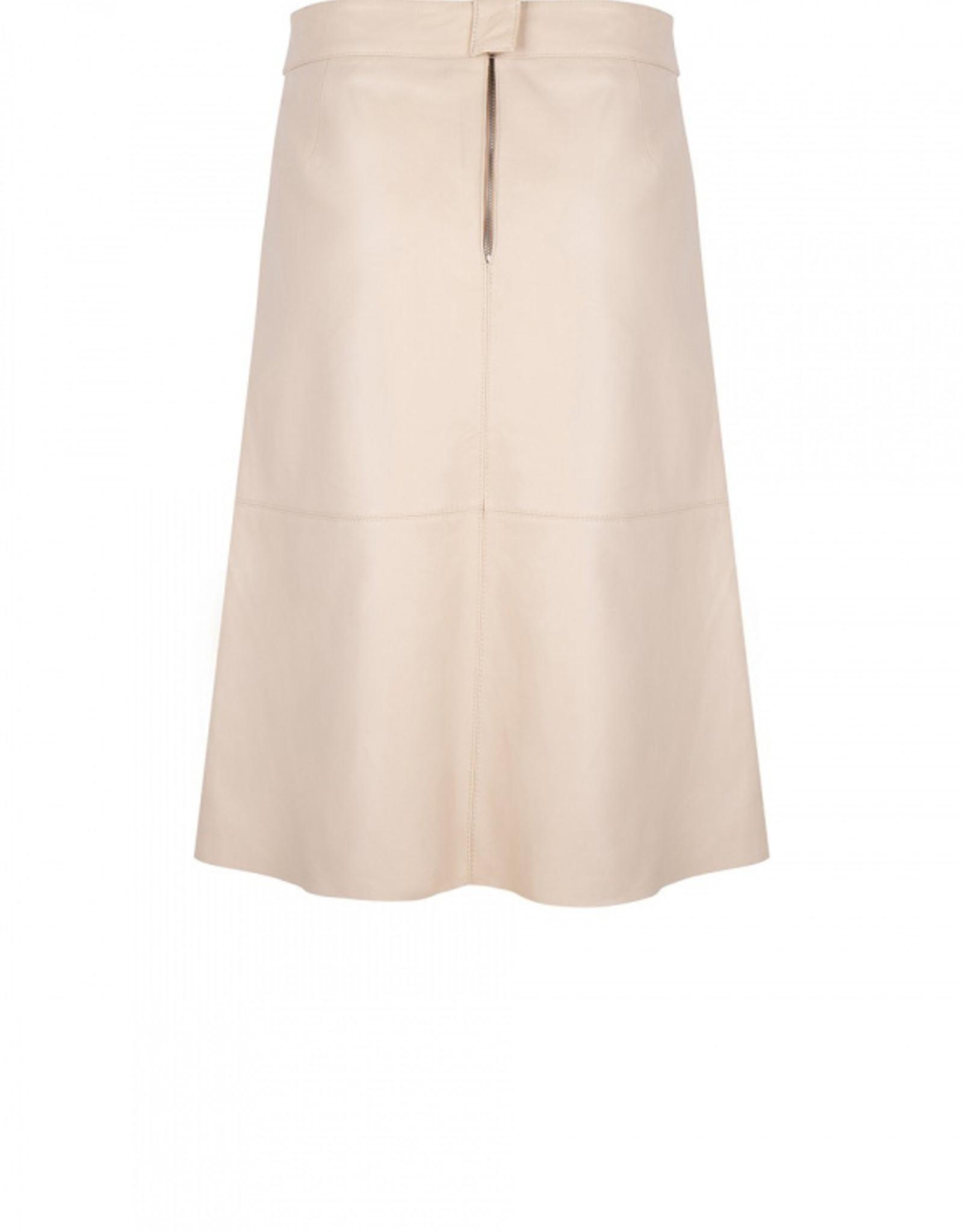 Dante6 Pulson leather skirt