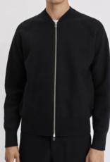 Filippa K M. Boiled Wool Jacket Black