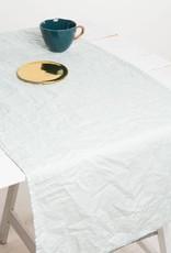 Urban Nature Culture Pure linen table runner celadon