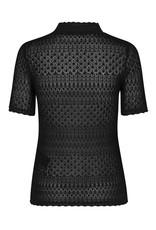 Samsoe & Samsoe Rho t-shirt Black