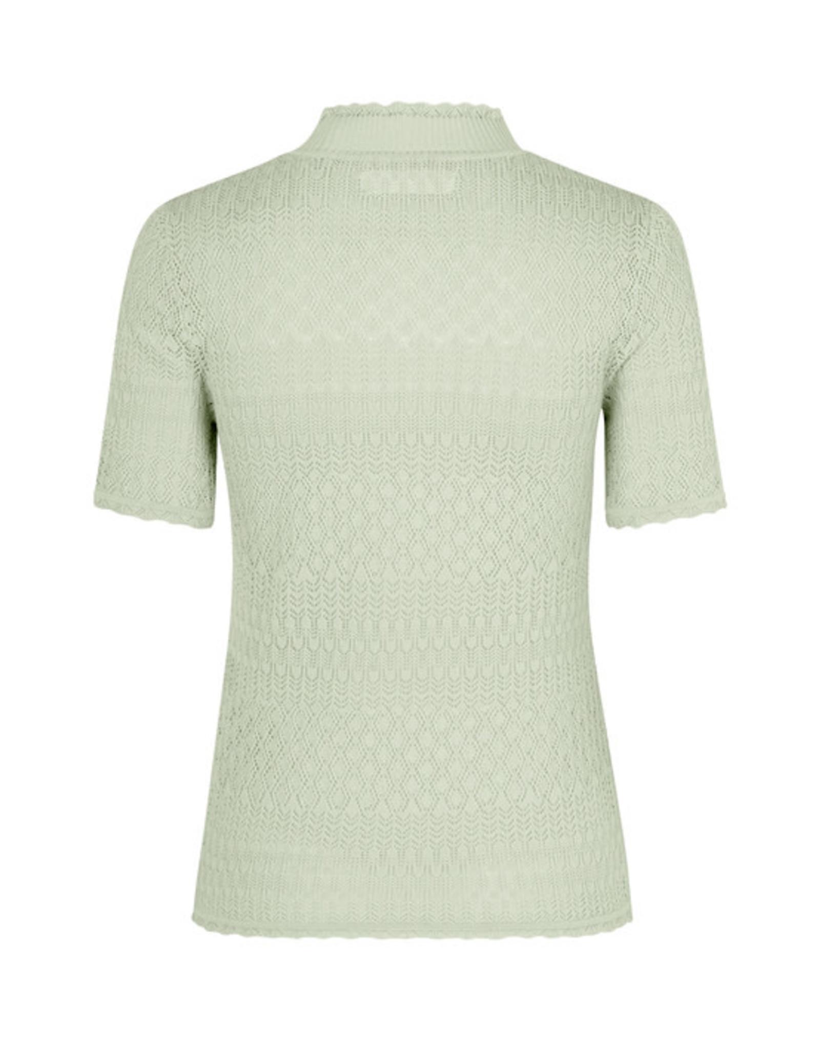 Samsoe & Samsoe Rho t-shirt Fog green
