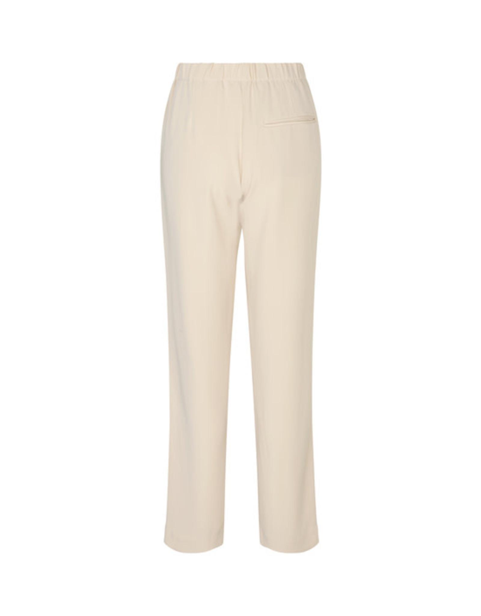 Samsoe Samsoe Hoys straight pants Quicksand