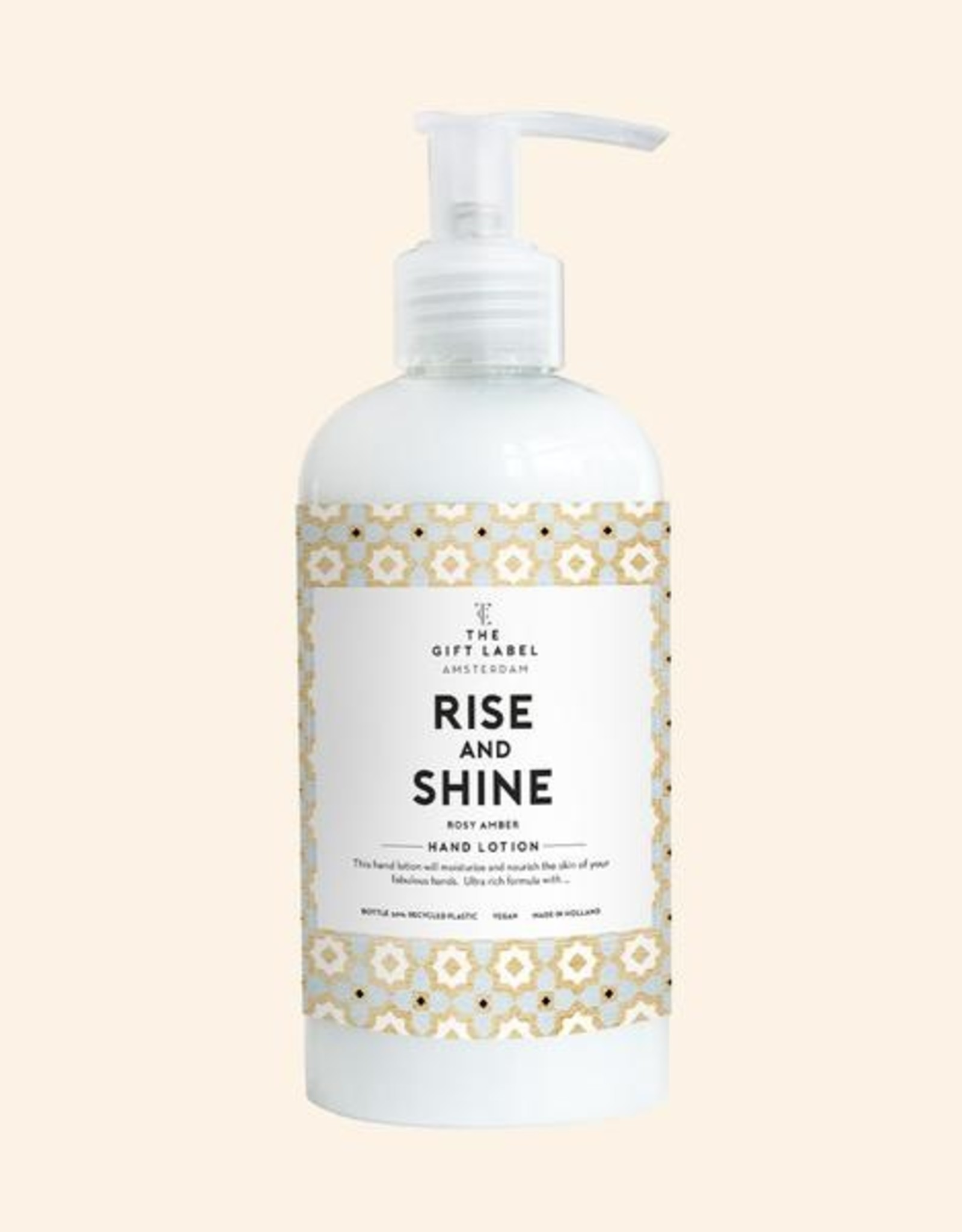 The Gift Label Hand Lotion 250 ml - Rise and shine - High summer