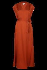 Dante6 Jasiel dress Brick Red