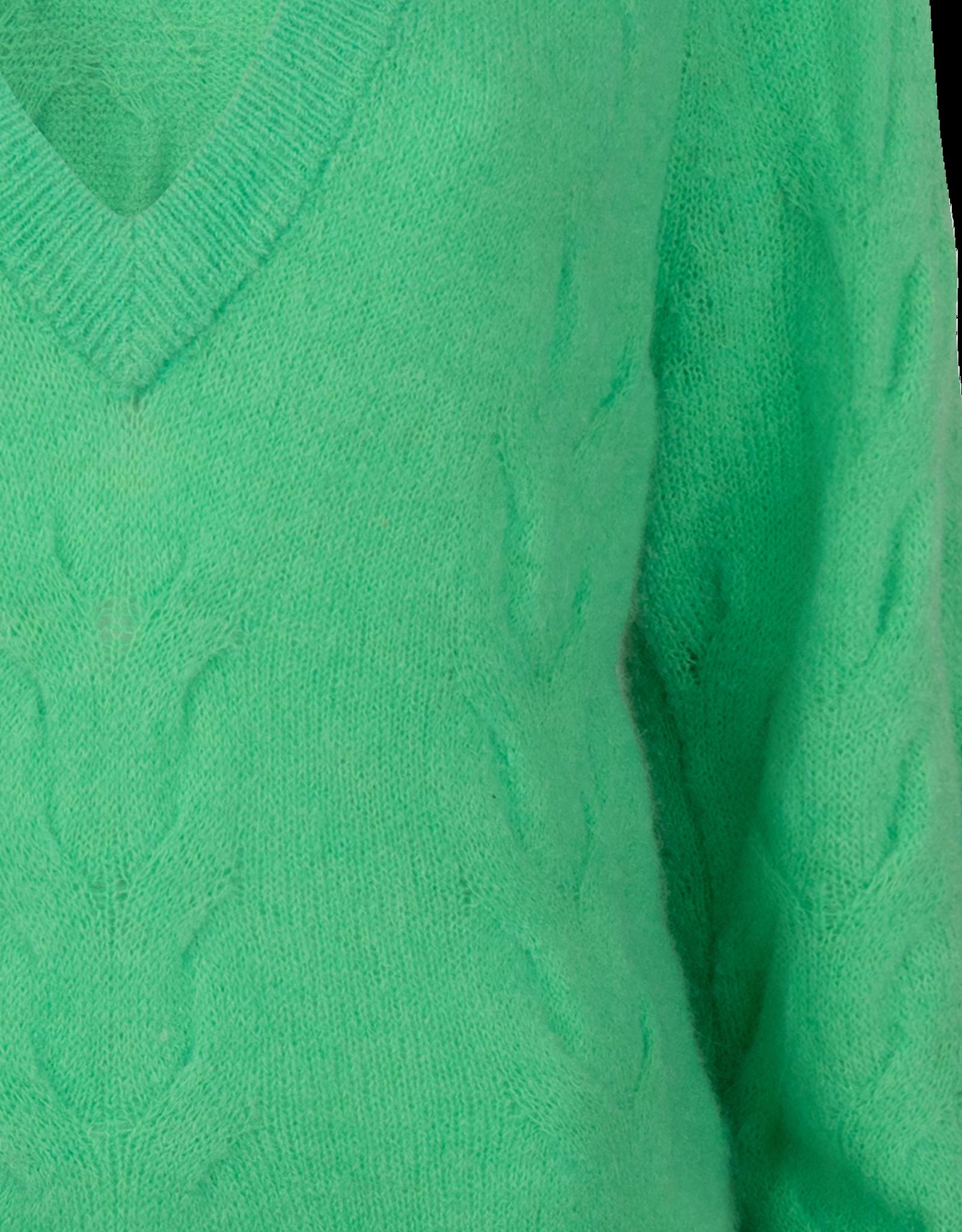 Dante6 Jone sweater Spring Green