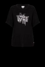 Dante6 Rock print tee Raven