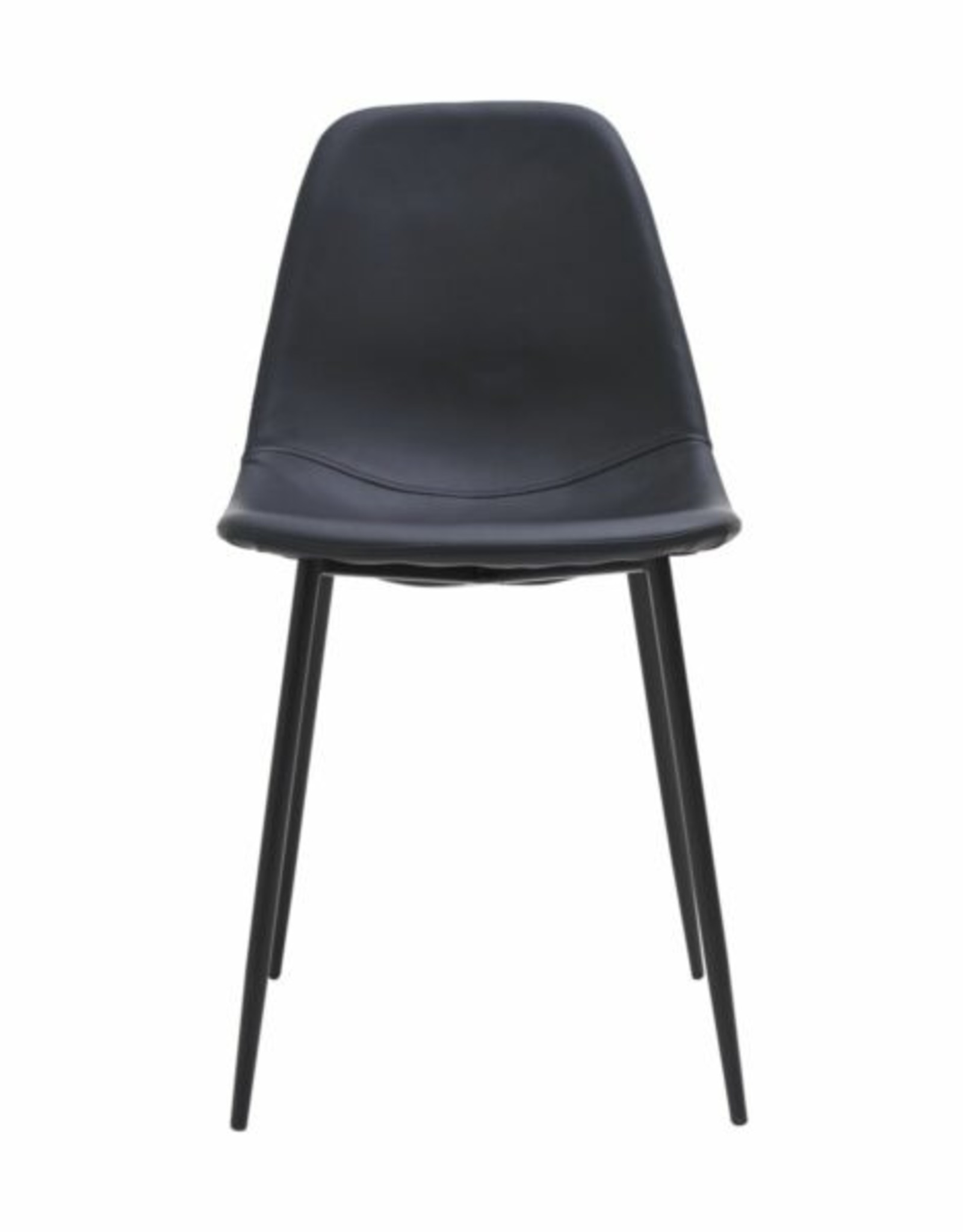 Chair forms black 43x53