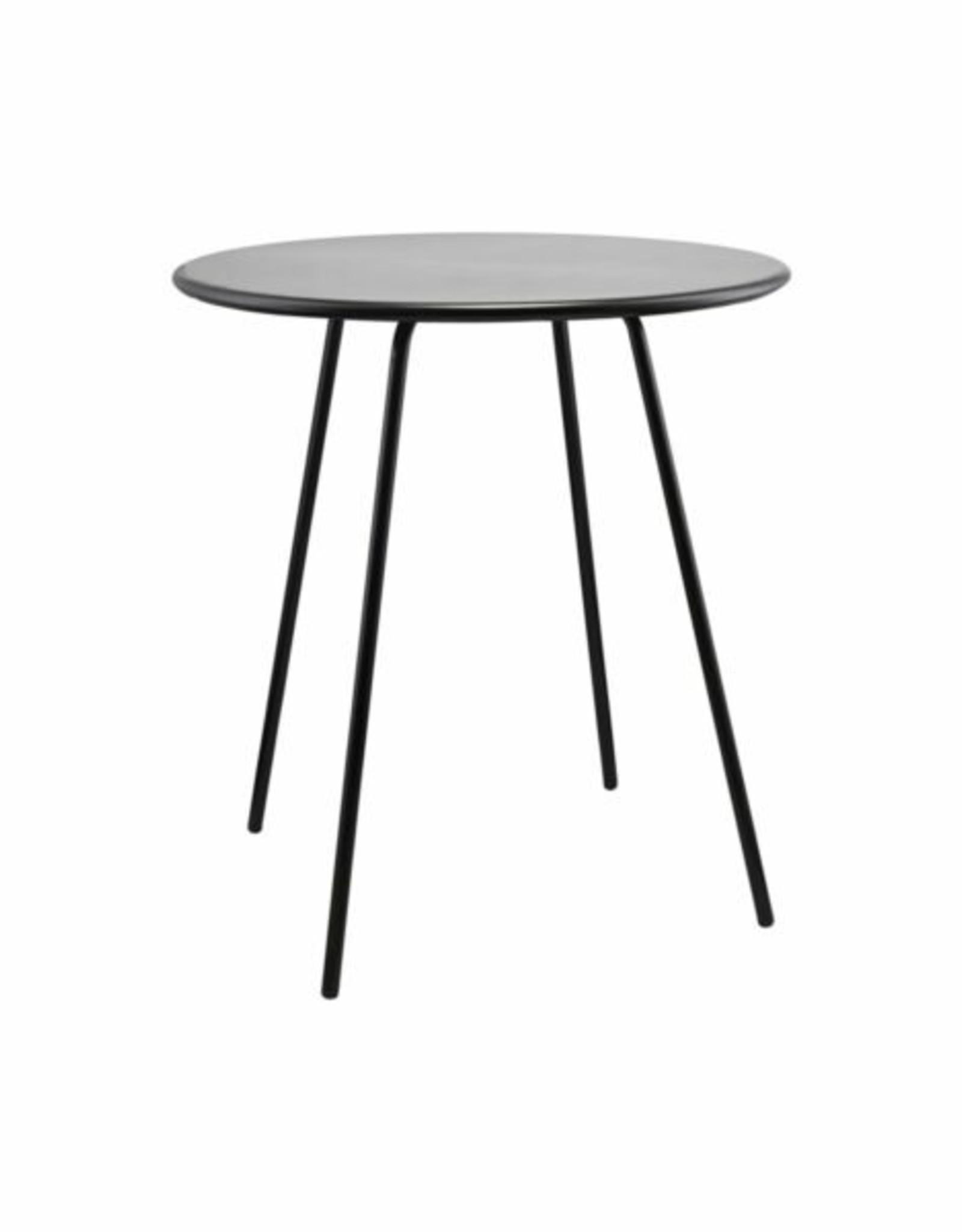 Table black 70cm