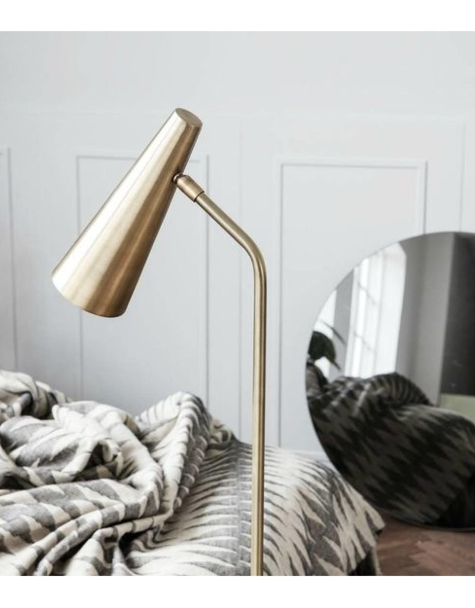 Floor Lamp Precise Brass