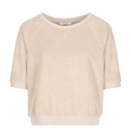 By-bar neva slub sweater organic nude