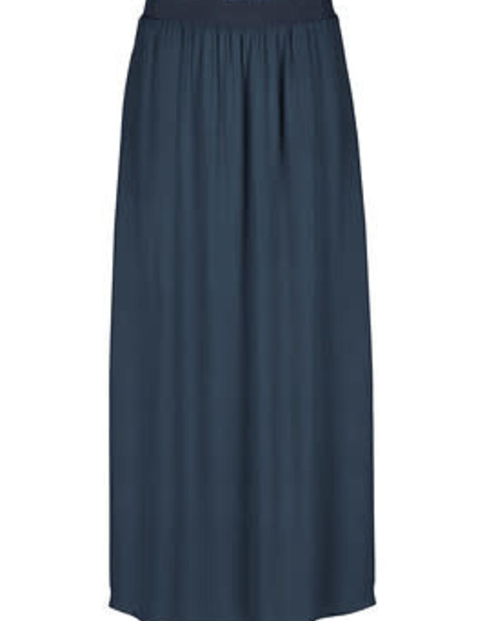 By-bar emelie skirt oil blue