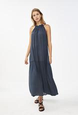 By-bar vera dress oil blue