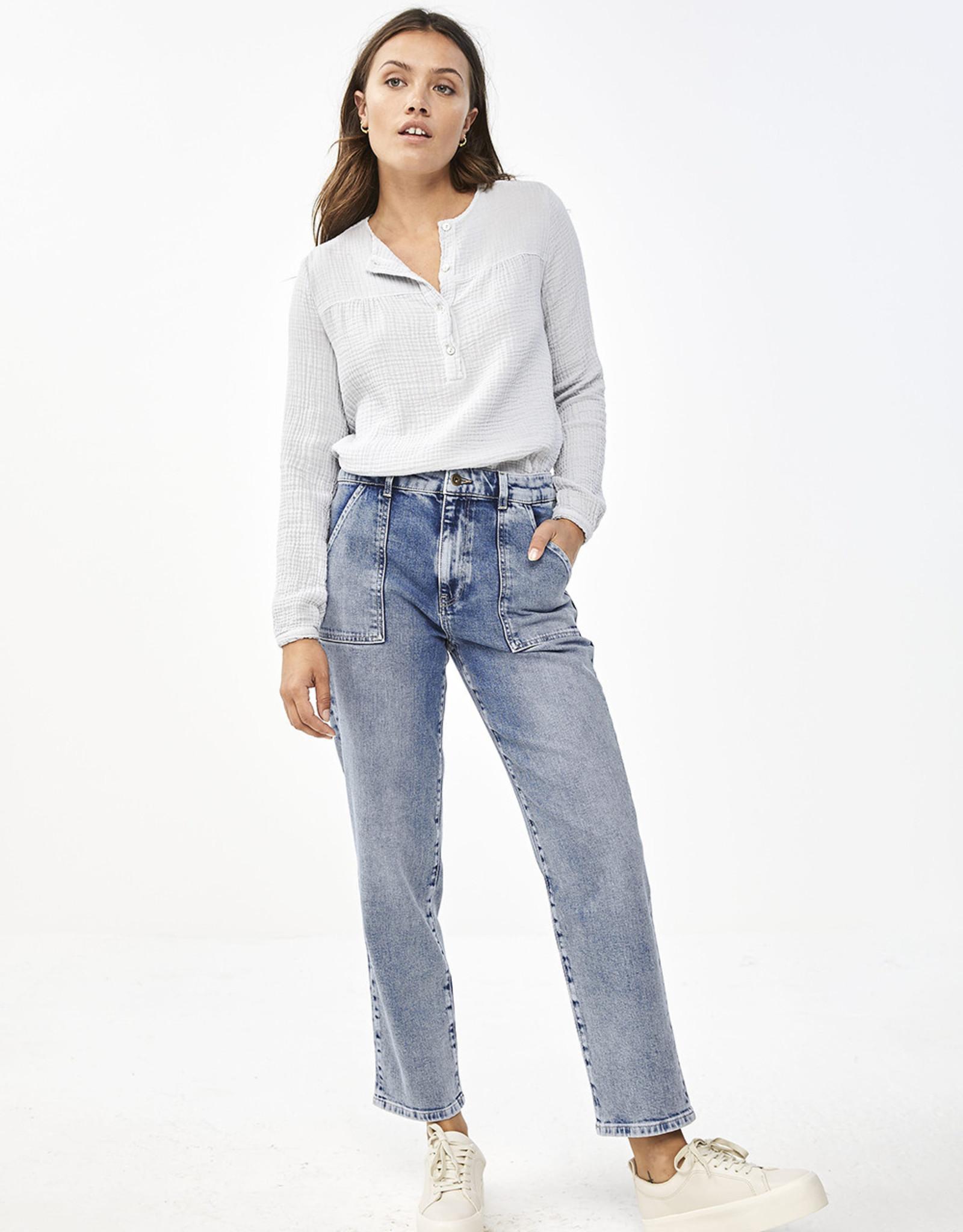 By-bar doppia blouse illu grey