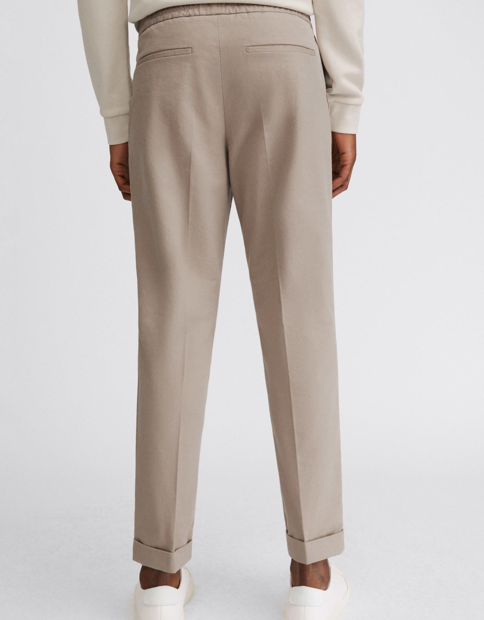 Filippa K M. Terry Cotton Trouser Desert Taupe
