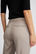 Filippa K Emma Cropped Cool Wool Trouser Desert Taupe