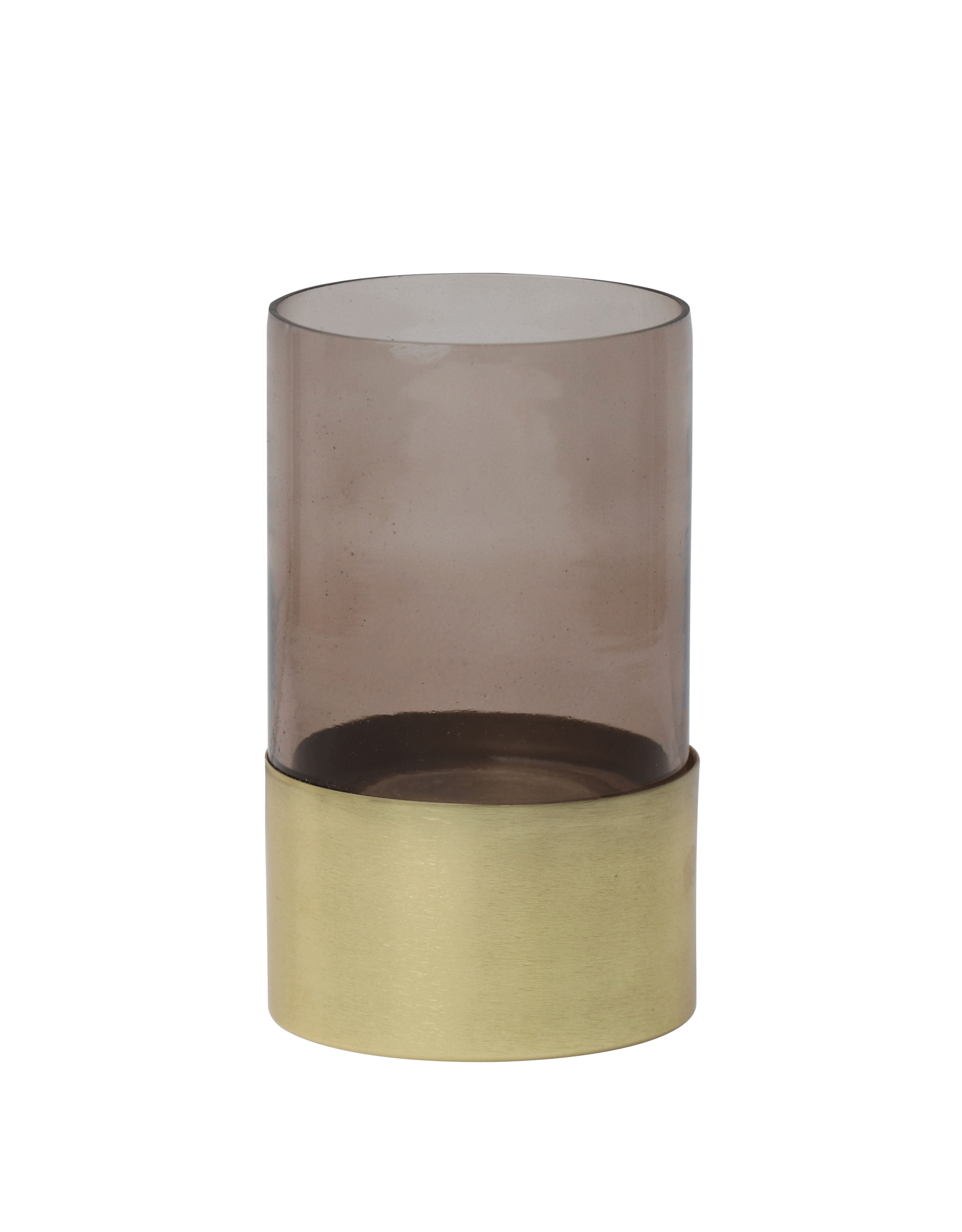 Urban Nature Culture Tealight holder in giftpack, ebony