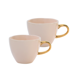 Urban Nature Culture Good Morning Cup Mini s/2 in giftpack, old pink