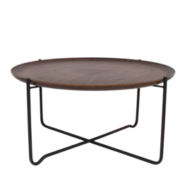 Urban Nature Culture Coffee table with serving tray Fez