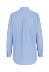 Samsoe & Samsoe Caico shirt 6135 oxford blue