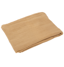 Urban Nature Culture Table cloth Crinkle ocre