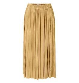 Samsoe Samsoe Uma skirt CURRY