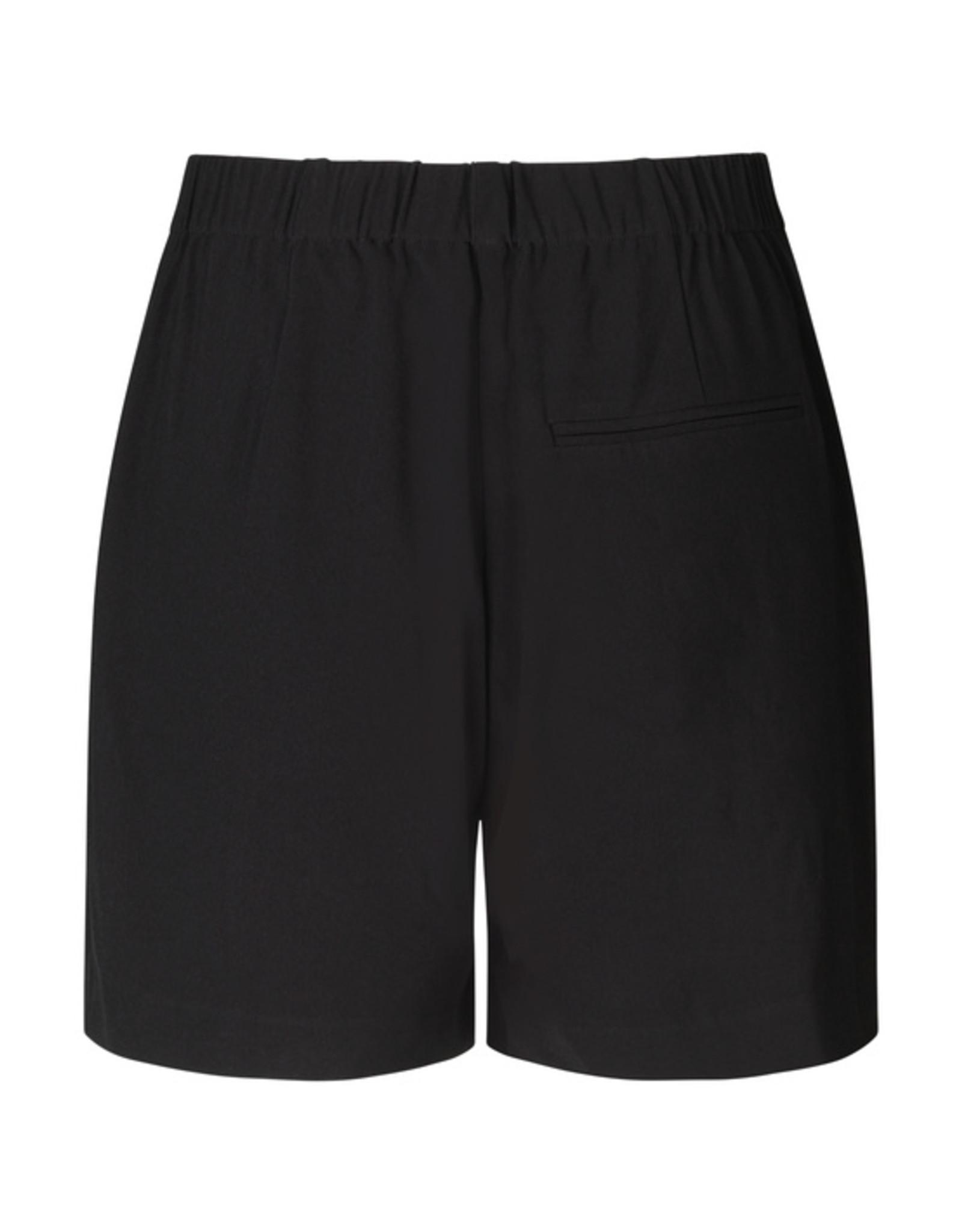 Samsoe & Samsoe Hoys f shorts BLACK
