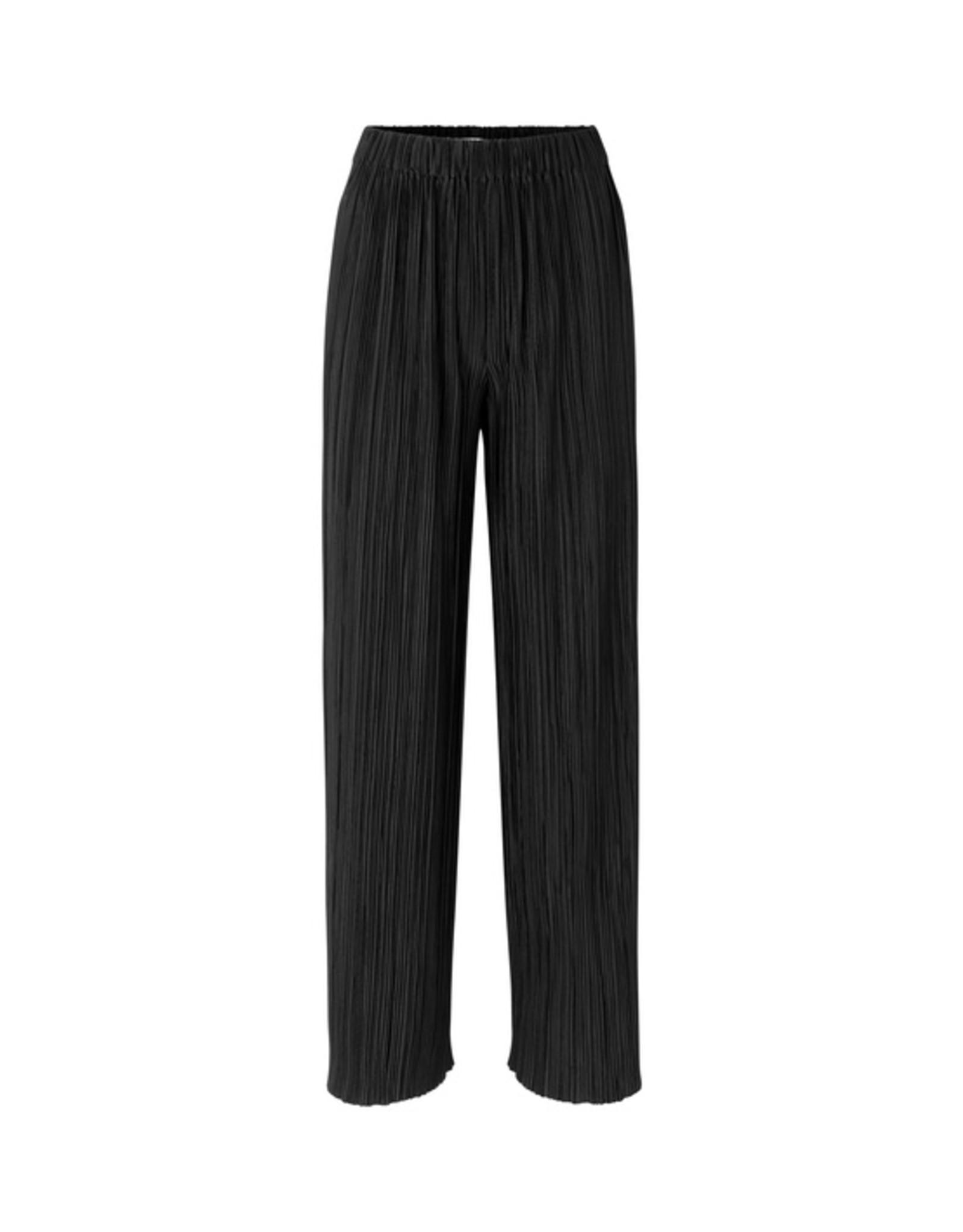 Samsoe & Samsoe Uma trousers BLACK