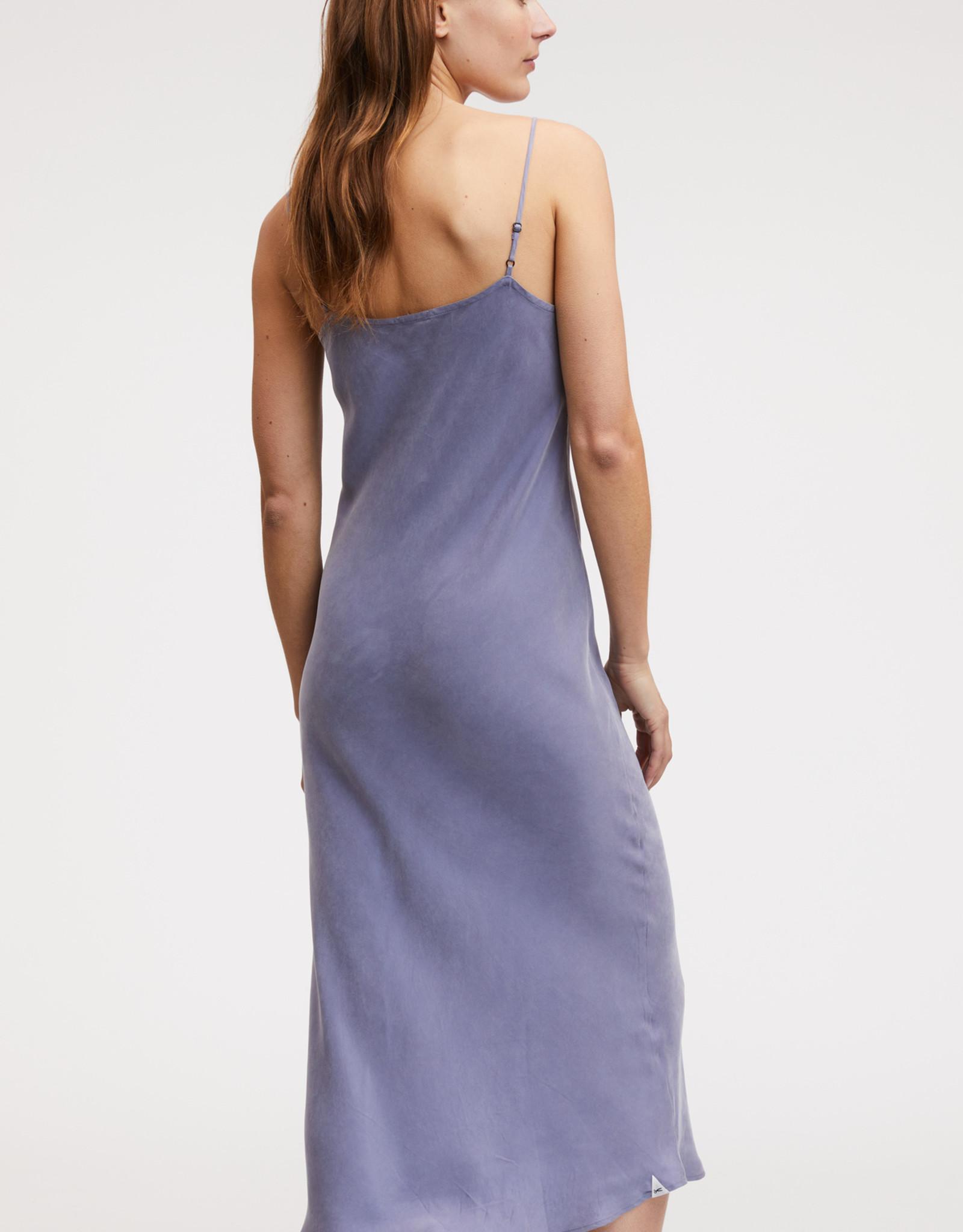 Denham MERYL SLIP DRESS EC STONEWASH BLUE