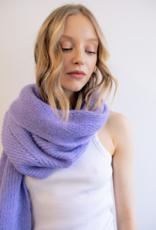 leselles scarf Jille purple blush