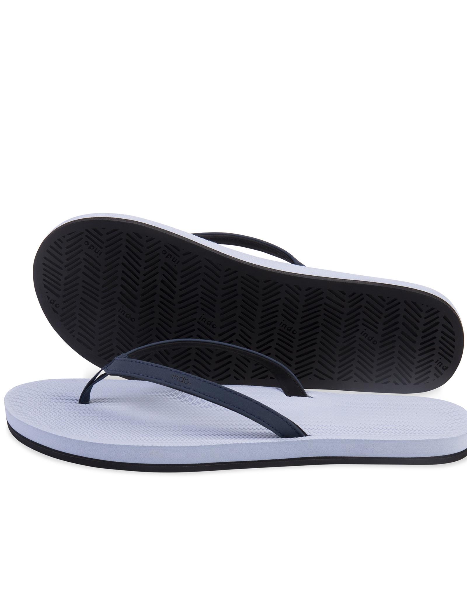 Indosole Flip Flops Color Combo shore light - shore
