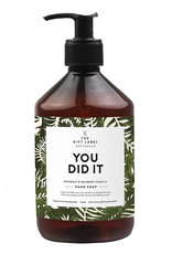 The Gift Label Hand Soap You Did it